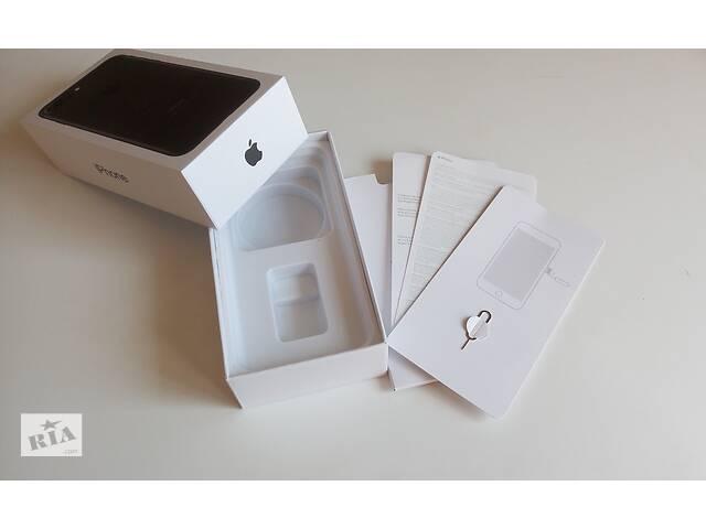 купить бу Коробка Apple iPhone 7 Plus Black в Харькове