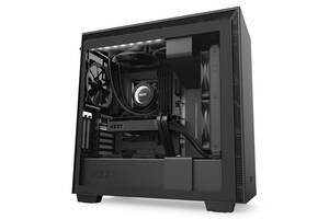 Корпус NZXT H710i Matte Black-Black (CA-H710i-B1) без БП