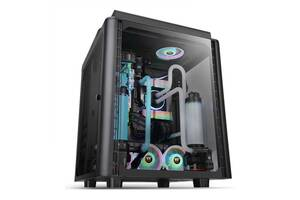 Корпус ThermalTake Level 20 HT TG Black Edition 4 (CA-1P6-00F1WN-00)