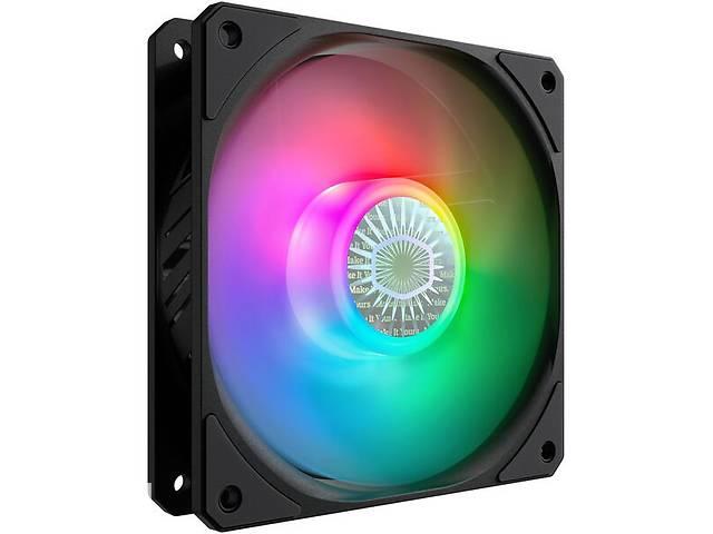 Корпусний вентилятор Cooler Master SickleFlow 120 ARGB Sync, 120мм, 650-1800об/хв, Single pack w/o HUB (MFX-B2DN-18NPA-R- объявление о продаже  в Киеве