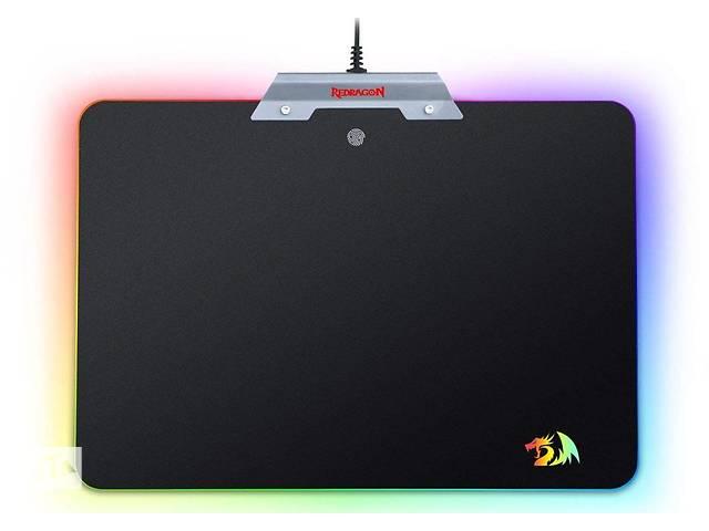Коврик для мыши Redragon Orion RGB 350х250х3,6 мм (75151) (6549209)- объявление о продаже  в Одессе