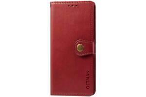 Кожаный чехол книжка GETMAN Gallant (PU) для Samsung Galaxy A51