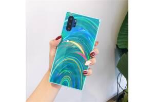 Лазерный чехол 3D Радуга для Samsung Galaxy A20,A30,A50,A51,A30S,A50S,S8,S9