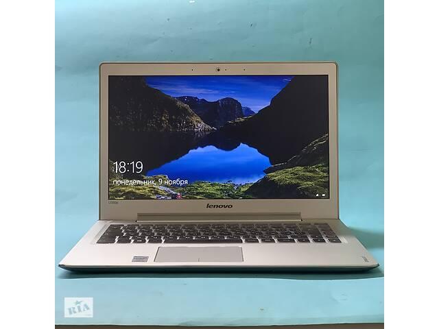 купить бу Lenovo 13. 3 дюйма / Core i5-4200U / 8 ГБ / SSD 256GB / АКБ - 3 часа держит Магазин / Гарантия в Одессе