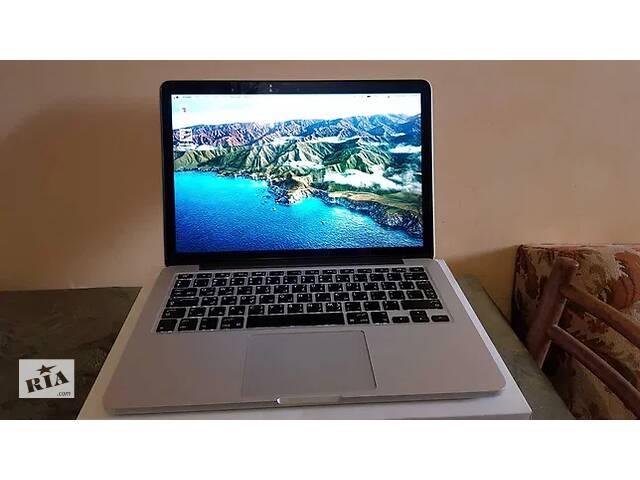 MacBook pro-2013 Late 13-inch 16GB Memory 2,4 GHz- объявление о продаже  в Львове