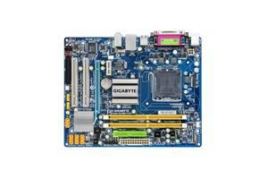 Материнская плата Gigabyte GA-G41M-ES2L c куллером Intel