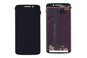 Матрица с тачскрином (модуль) для Prestigio MultiPhone 7600 DUO черный