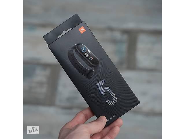 продам Mi Smart Band 5 Black ORIGINAL бу в Ужгороді