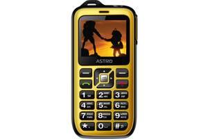 Мобильный телефон Astro B200 RX (Yellow)
