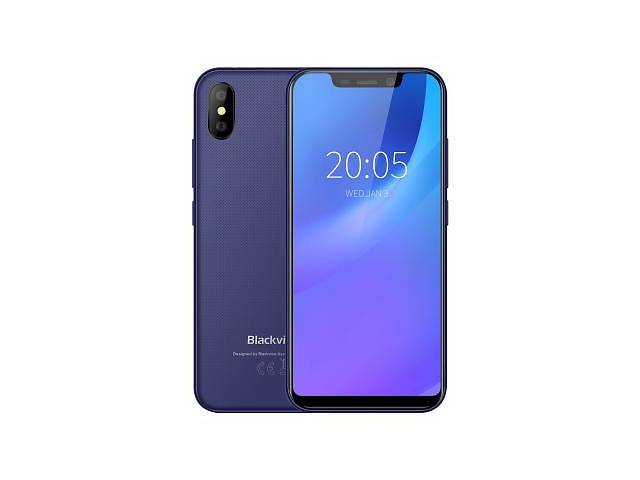 бу Мобильный телефон Blackview A30 2/16GB Blue (6931548305552) в Одессе