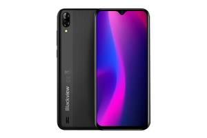 Мобильный телефон Blackview A60 1/16GB Interstellar Black (6931548305736)
