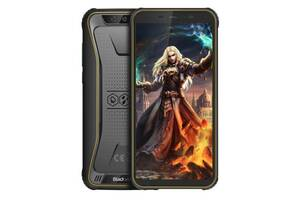 Мобільний телефон Blackview BV5500 2/16GB Yellow (6931548305675)
