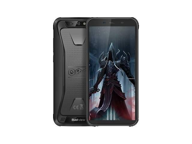 бу Мобильный телефон Blackview BV5500 Pro 3/16GB Black (6931548305798) в Харькове
