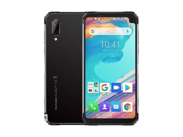 бу Мобильный телефон Blackview BV6100 3/16GB Grey (6931548305866) в Харькове