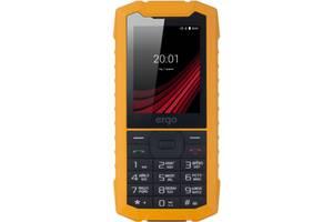 Мобильный телефон Ergo F245 Strength Dual Sim Yellow