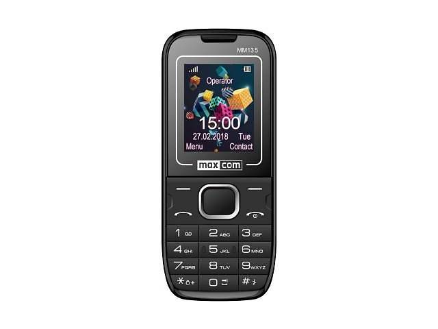 бу Мобильный телефон Maxcom MM135 Black-Blue в Харькове