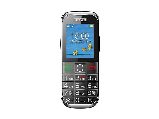 Мобильный телефон Maxcom MM720 Black (5908235972961)- объявление о продаже  в Харькове