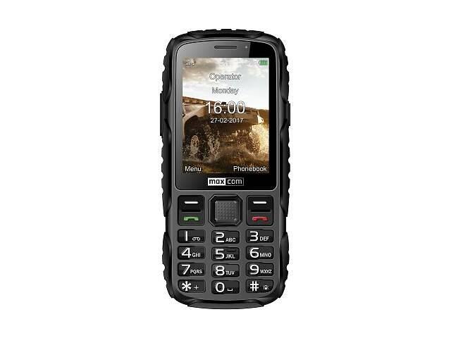 купить бу Мобильный телефон Maxcom MM920 Black (5908235973937) в Харькове