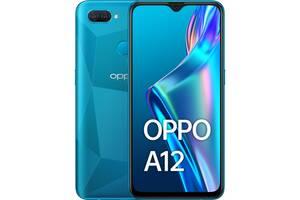 Мобильный телефон Oppo A12 3/32GB Blue (OFCPH2083_BLUE_3/32)