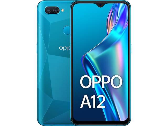 Мобильный телефон Oppo A12 3/32GB Blue (OFCPH2083_BLUE_3/32)- объявление о продаже  в Киеве