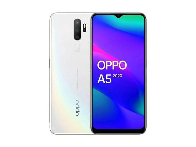 Мобильный телефон Oppo A5 2020 3/64GB White (OFCPH1931_WHITE)- объявление о продаже   в Украине