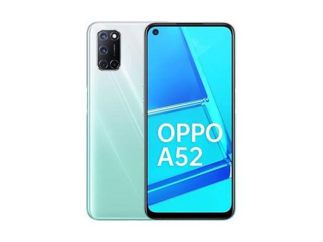 Мобильный телефон Oppo A52 4/64GB Stream White (OFCPH2069_WHITE)- объявление о продаже  в Харькове