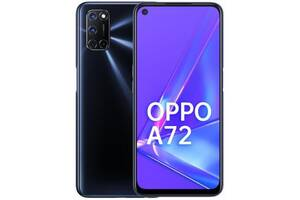 Мобильный телефон Oppo A72 4/128GB Twilight Black (OFCPH2067_BLACK)