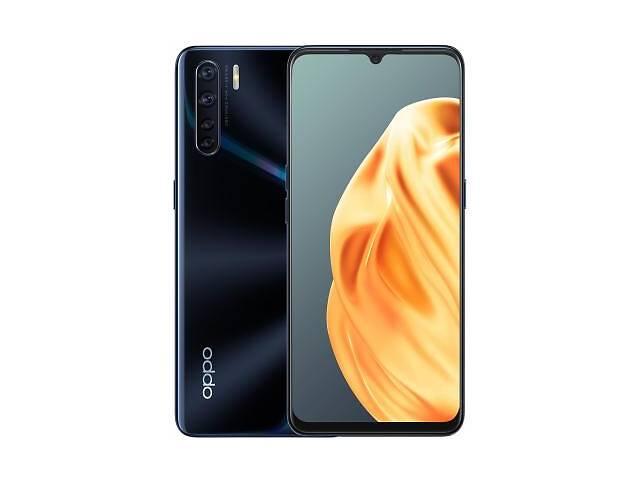 продам Мобильный телефон Oppo A91 8/128GB Lightening Black (OFCPH2021_BLACK) бу в Харькове