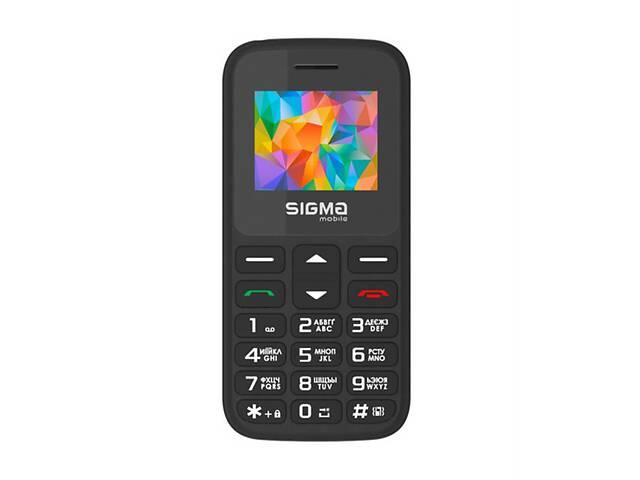 продам Мобильный телефон Sigma mobile Comfort 50 Hit 2020 Dual Sim Black (4827798120910) бу в Харкові