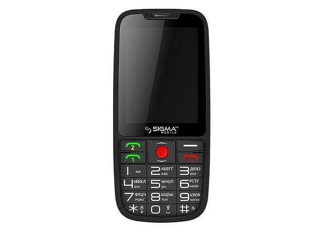 продам Мобильный телефон Sigma mobile Comfort 50 Elegance3 Black бу в Києві