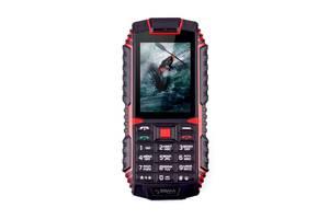 Мобільний телефон Sigma mobile X-treme DT68 Black / Red
