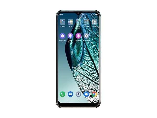 продам Мобильный телефон TECNO CC7 (Camon 12) Sky Cyan (4895180750939) бу в Харькове