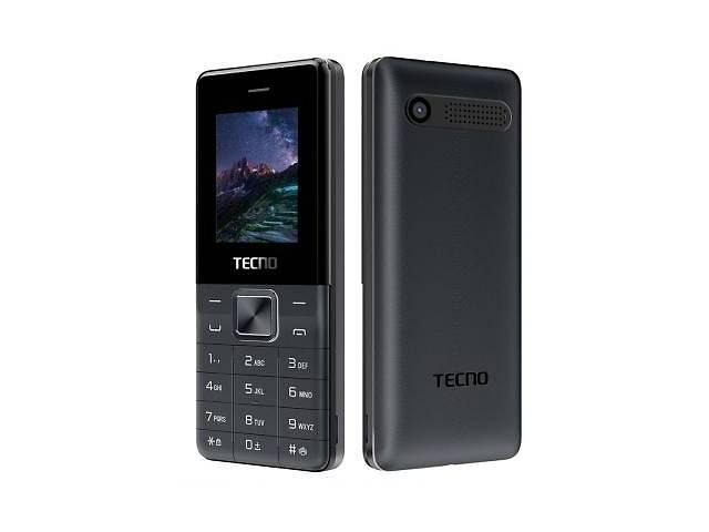 продам Мобильный телефон TECNO T301 Black (4895180743320) бу в Харькове