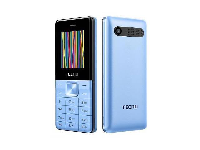 продам Мобильный телефон TECNO T301 Light Blue (4895180743344) бу в Харькове