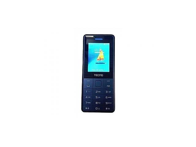 купить бу Мобильный телефон TECNO T372 TripleSIM Deep Blue (4895180746826) в Харькове