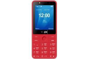 Мобильный телефон Verico Qin S282 Red (4713095606779)