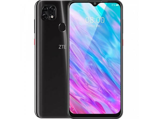 купить бу Мобильный телефон ZTE Blade 20 Smart 4/128 GB Black в Харькове