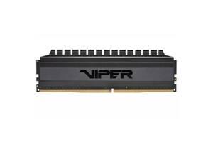 Модуль памяти для компьютера DDR4 16GB (2x8GB) 3600 MHz Viper Blackout Patriot (PVB416G360C7K)