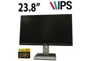 "Монитор (Б-класс) Dell P2419H Black / 23.8"" (1920x1080) IPS / DisplayPort, HDMI, VGA"