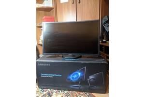 Монитор Samsung CFG70, 27 inch, 144 Hz, 1Ms, 125% sRGB
