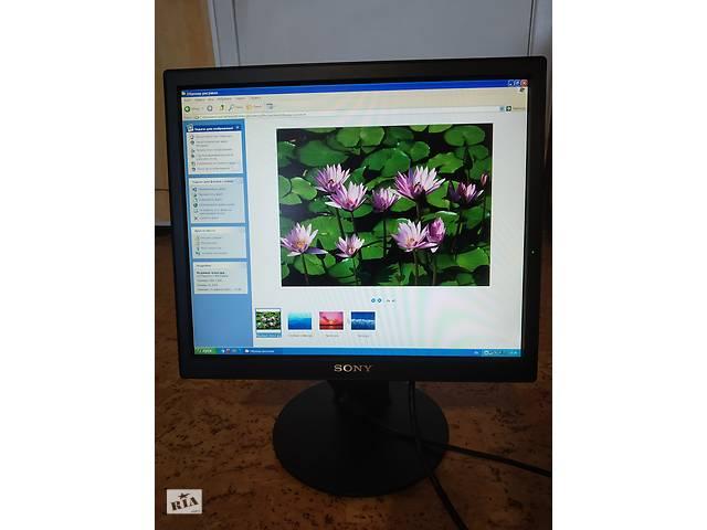 купить бу монитор Sony SDM-S75A в Киеве