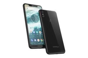 Motorola One XT1941-4 4/64GB Black (STD03847)