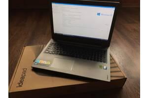 Мультимедийный/игровой для учебы ноутбук Lenovo IdeaPad Z510