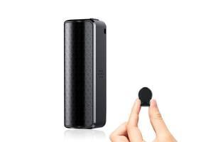 Мини диктофон QZT Q70 8 ГБ Черный (100328)