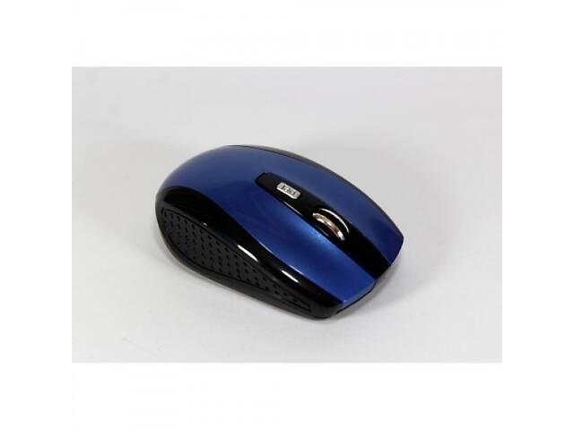 купить бу Мышка GTM G-109 Wireless беспроводная оптическая Blue (45088-IM) в Киеве