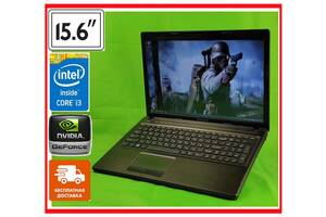 Надежный ноутбук Lenovo: Intel Core i3 GEFORCE 4Gb. БЕСПЛАТНАЯ доставка!