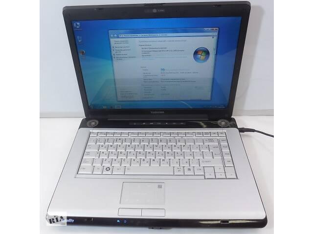 купить бу Надежный ноутбук Toshiba Satellite A200. в Киеве