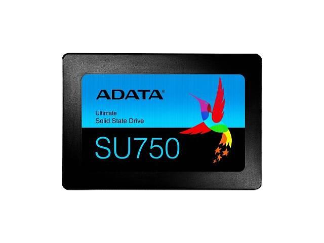 """купить бу Накопитель SSD 2.5"""" 256GB ADATA (ASU750SS-256GT-C) в Харькове"""