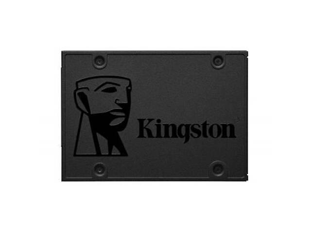 """бу Накопитель SSD 480GB Kingston SSDNow A400 2.5"""" SATAIII (SA400S37/480G) в Харькове"""