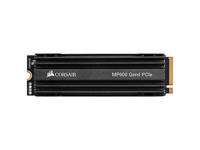 продам Накопитель SSD 500GB Corsair Force Series MP600 M.2 2280 PCIe 4.0 x4 3D TLC (CSSD-F500GBMP600) бу в Киеве